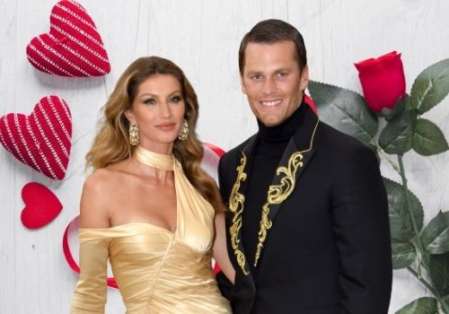 Brady and his wife Bundchen have been married since 2009.