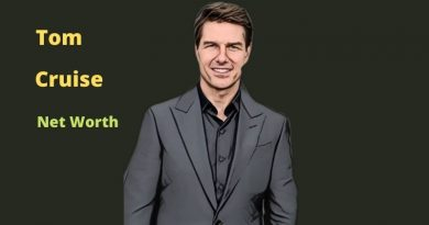 What Is Tom Cruise's Net Worth in 2021? How Rich Is Tom Cruise?