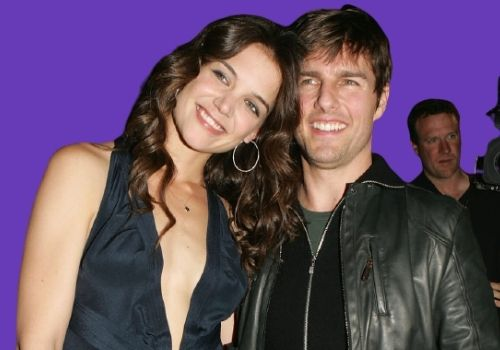 Who is Tom cruise's third wife katie holmes?