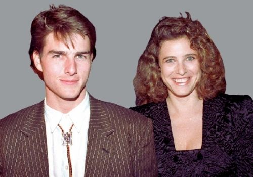 Who is the first wife of Tom Cruise?