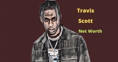 What is Travis Scott's Net Worth in 2021? How Rich Is Travis Scott?