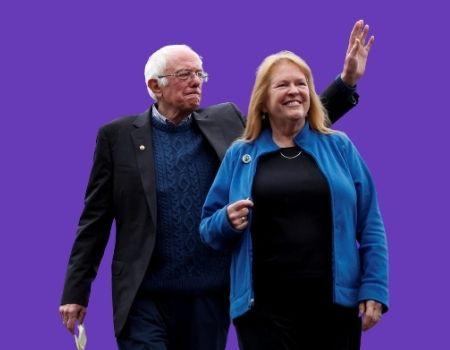 Who Is Jane O' Meara, Bernie Sanders' wife?
