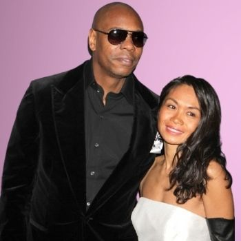 Dave Chappelle married to Elaine Mendoza Erfe in 2001.