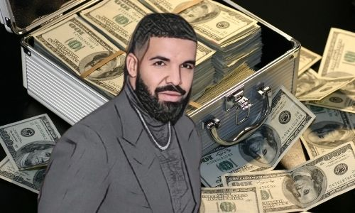 How much is Drake's net worth in 2021?