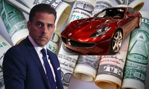 What is Hunter Biden's Net Worth in 2021 and how does he earn his money?