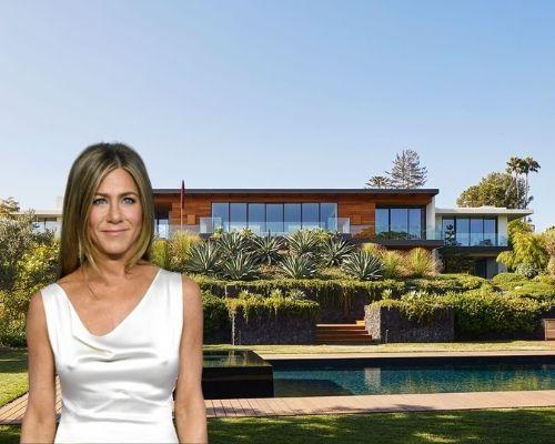 Jennifer Aniston's Real Estate Investment