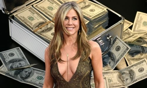 Jennifer Aniston's Net Worth in 2021 - How did Jennifer Aniston earn her money?