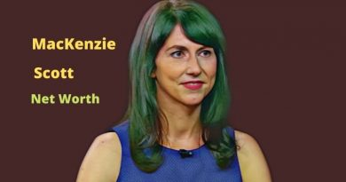 MacKenzie Scott's Net Worth 2021: Bio, Age, Income, Spouse, Kids