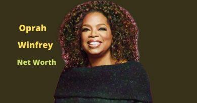 Oprah Winfrey's Net Worth 2021? Age, Height, Children, Assets, Earnings & Revenue