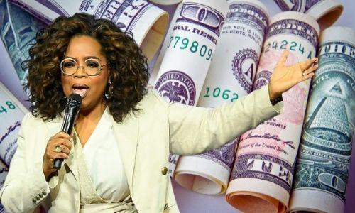 How much is Oprah Winfrey's net worth?