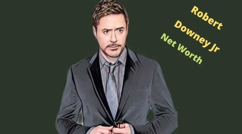 Robert Downey Jr. Net Worth 2021: Age, Height, Salary, Income, Spouse