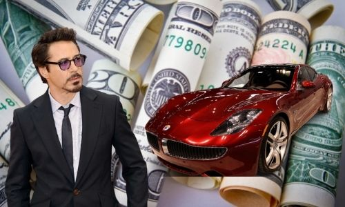 How much is Robert Downey Jr. Net worth and Salary?