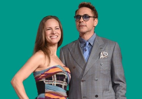 Robert Downey Jr. has been married to Susan Levin since 2005.
