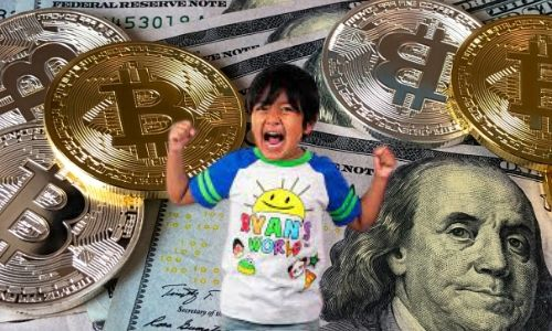 What is Ryan Toysreview's Net Worth in 2021 and how does he earn his money?