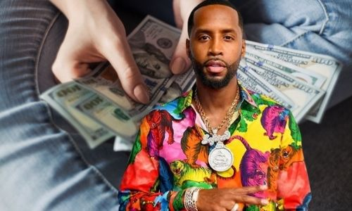 How much is Safaree's net worth in 2021?
