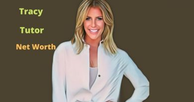 Tracy Tutor's Net Worth 2021: Age, Height, Business, Income, Spouse