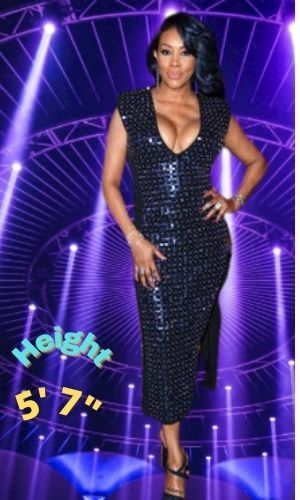 Vivica Fox's Height - How tall is she?