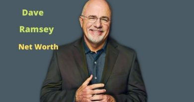 Dave Ramsey's Net Worth in 2021 - How did businessman Dave Ramsey earn his money?