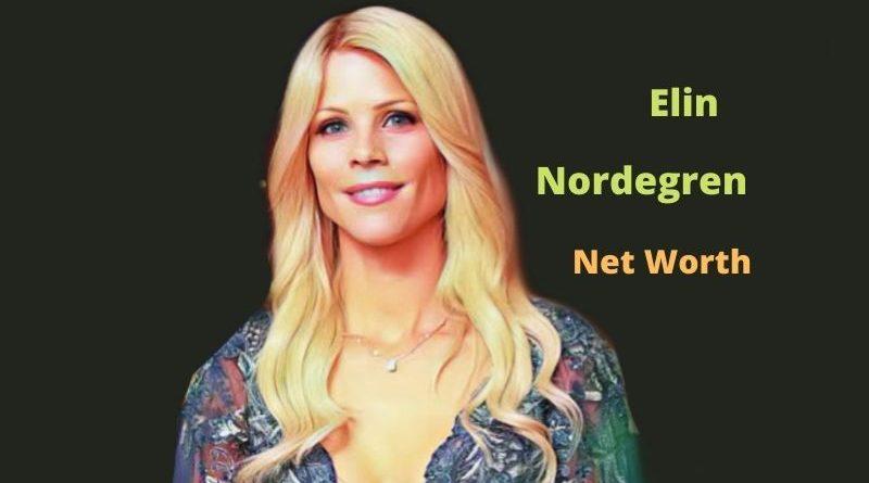 Elin Nordegren's Net Worth in 2021 - How did Elin Nordegren earn her money?