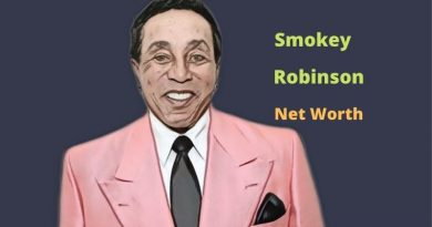 Smokey Robinson's Net Worth in 2021 - How did singer Smokey Robinson earn his money?